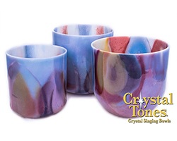 Alchemy Crystal Singing Bowls