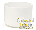 Classic Frosted Crystal Singing Bowl Special