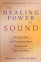 Book - Healing Power of Sound by Dr. Gaynor - More Details